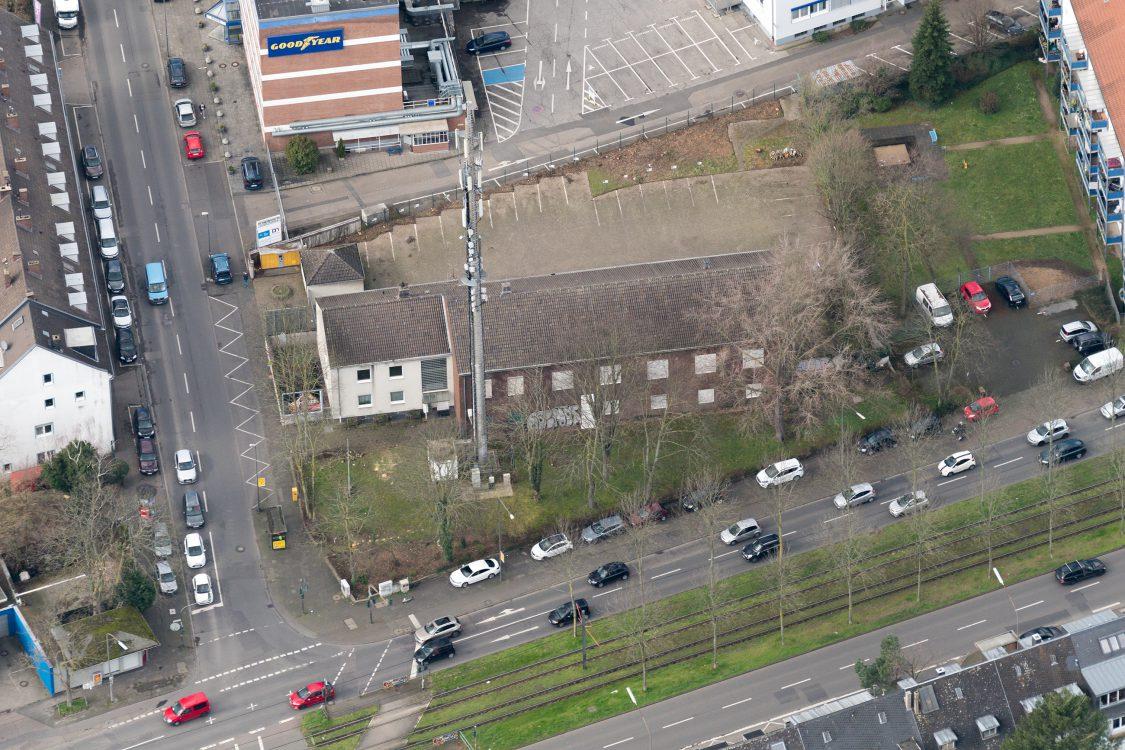 Köln, Xantener Str. 117, 07.03.2020, B. Fischer, Luftbild Nr. 4611
